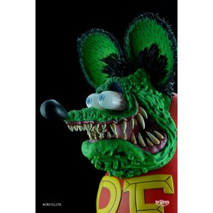 ソフビ製塗装済完成品 RAT FINK (8Ball)|dunk-store|10