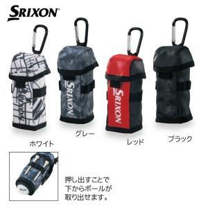 【商品名】SRIXON(スリクソン)ボールポーチ GGF-B2016 【メーカー品番】GGF-B20...