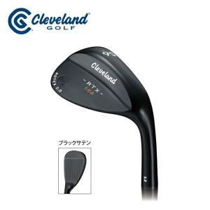 【商品名】Cleveland(クリーブランド) 588RTX2.0 ブラックサテン ウェッジ 【メー...