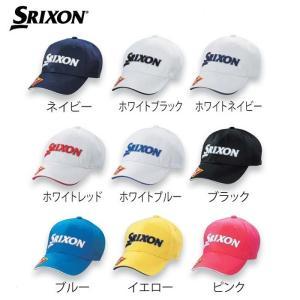 【商品名】ツアープロ着用モデル SRIXON(スリクソン)キャップ SMH6130X 【メーカー品番...