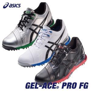 【商品名】アシックス ゴルフシューズ TGN907 GEL-ACE® PRO FG ...