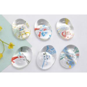 箸置き カトラリーレスト ガラス/ ガラスの箸置き 6種類★ /ギフト 贈り物 プレゼント ポイント消化 duralex