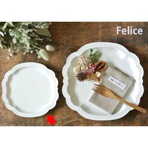 皿 ディッシュ/ fiorire(フィオリーレ)ケーキプレート(パンプレート) ホワイト/ 業務用 家庭用 おもてなし カフェ ランチ おしゃれ ナチュラル インスタ duralex