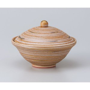 和食器 蓋物/ 信楽金銀彩蓋物 /陶器 煮物 料亭 割烹 碗 業務用|duralex