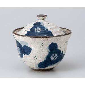 和食器 蓋物/ 呉須椿 煮物碗 /陶器 煮物 料亭 割烹 碗 業務用|duralex