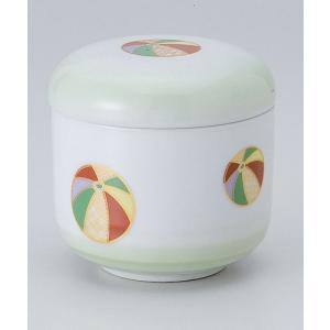 茶碗蒸し 陶器/ 夢風船丸むし碗 /蒸し碗 ちゃわんむし碗 業務用|duralex