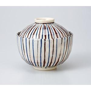 和食器 蓋物/ 土物十草円菓子碗 /陶器 煮物 料亭 割烹 碗 業務用|duralex