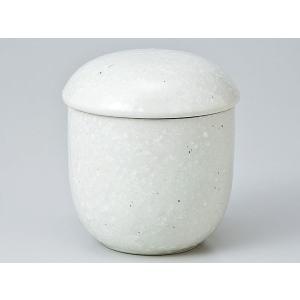 茶碗蒸し 陶器/ 白ミニ丸むし碗 /蒸し碗 ちゃわんむし碗 業務用|duralex