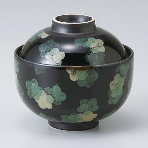 和食器 蓋物/ 花紋ちらし円菓子碗 /陶器 煮物 料亭 割烹 碗 業務用 duralex