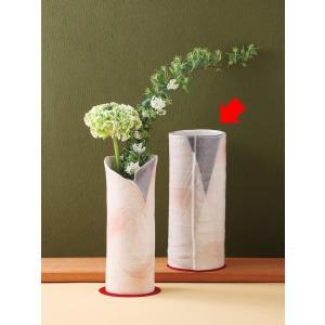 【ラッピング無料】 お中元/ 白灰流8号巻型花瓶 /ギフト 贈り物 プレゼント 敬老の日 新築祝い 引き出物 母の日 父の日|duralex