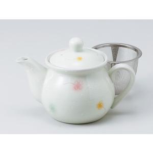 ティーポット 土瓶 急須/ クローバーポット急須 /お茶 紅茶 業務用 家庭用 ギフト プレゼント 贈り物|duralex