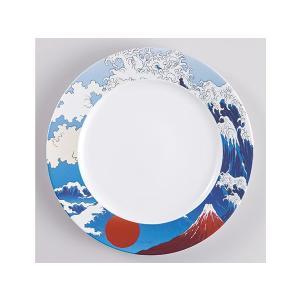 洋食器 モダン プレート/ 富士12インチショープレート /丸皿 ラウンドプレート ショープレート 業務用 レストラン 高級|duralex