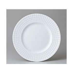 洋食器 モダン プレート/ 白磁KILT 21cmデザート /丸皿 ラウンドプレート 業務用 レストラン 高級|duralex