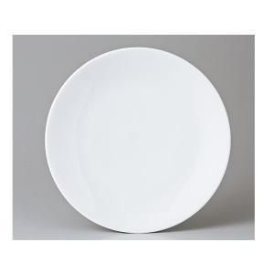 洋食器 モダン プレート/ マカン 24cmミート /丸皿 ラウンドプレート 業務用 レストラン 高級|duralex