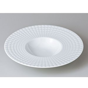 洋食器 モダン/ 白磁KILT 20.5cmスープボール /スーププレート パスタプレート 業務用 レストラン 高級 duralex