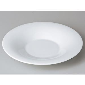 洋食器 モダン/ YZ 23cmモンテ 白磁 /スーププレート パスタプレート 業務用 レストラン 高級 duralex