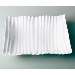 洋食器 モダン プレート/ ヨーロピアン30cmプレート /前菜 スクエアプレート 業務用 レストラン 高級|duralex