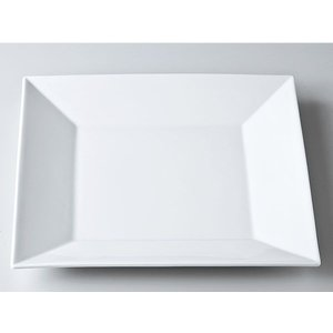 洋食器 モダン プレート/ VA30cm正角皿 /前菜 スクエアプレート 業務用 レストラン 高級|duralex