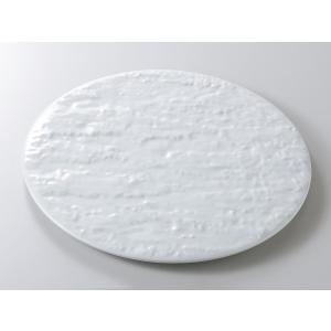 洋食器 モダン フラット プレート/ マーズ25cmサークル/ホワイト /業務用 レストラン 高級|duralex