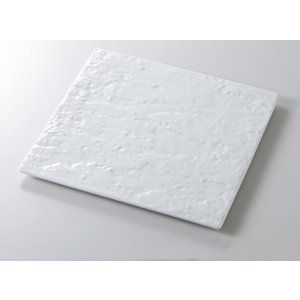 洋食器 モダン フラット プレート/ マーズ20cmスクエアー/ホワイト /業務用 レストラン 高級|duralex