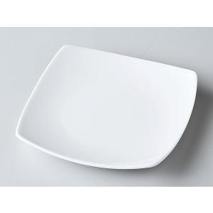 洋食器 モダン 取皿/ 白磁SQH15cmプレート /皿 プレート おしゃれ 業務用 レストラン|duralex