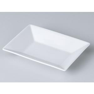 洋食器 モダン 取皿/ VA 14cm長角皿 /皿 プレート おしゃれ 業務用 レストラン|duralex