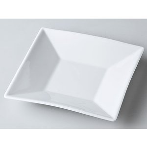 洋食器 モダン 取皿/ VA18cm正角深皿 /皿 プレート おしゃれ 業務用 レストラン|duralex