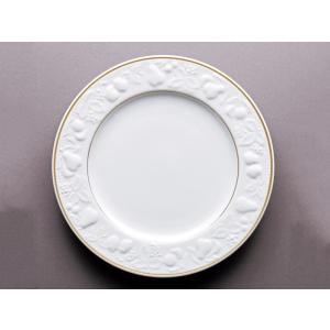 洋食器 モダン プレート/ フルーツゴールド12吋プレート /丸皿 ラウンドプレート ショープレート 業務用 レストラン 高級 duralex