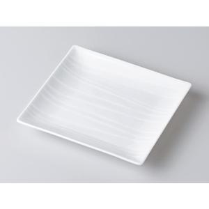 洋食器 モダン 取皿/ SOSO 15正角皿 白 /皿 プレート おしゃれ 業務用 レストラン|duralex