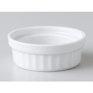 洋食器 カップ スフレ 焼き菓子/ レンジスタック 楕円3″スフレ /オーブンOK 業務用 カフェ|duralex