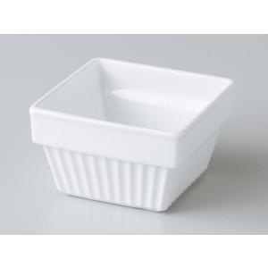 洋食器 カップ スフレ 焼き菓子/ レンジスタック 正角21/2″スフレ /オーブンOK 業務用 カフェ|duralex