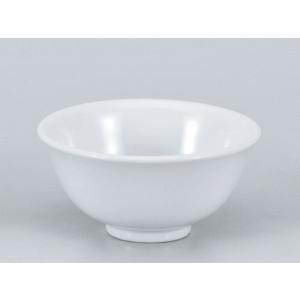 どんぶり スープ碗 ラーメン 中華/ 白厚口3.6スープ碗 /チャーハン 業務用 麺丼|duralex