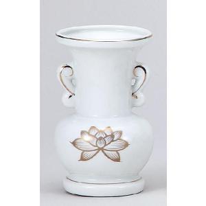 / 白金蓮6.0玉仏花(花立) /和食器|duralex