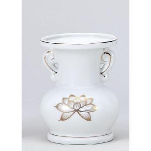 / 白金蓮5.0玉仏花(花立) /和食器|duralex
