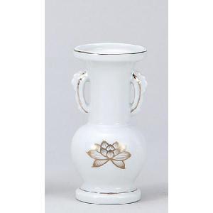 / 白金蓮6.0並仏花(花立) /和食器|duralex