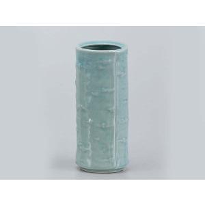 / 切立花瓶(青地) /和食器|duralex