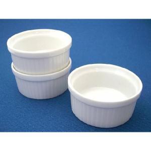 洋食器 カップ スフレ 焼き菓子/ 白2.0スフレ /オーブンOK 業務用 カフェ ポイント消化|duralex