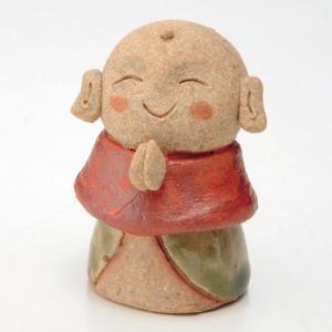 地蔵 置物 陶器/ 冨前掛地蔵 置物(小)(なごみ) /プレゼント 贈り物 祝い duralex