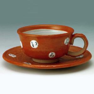 碗皿 カップ ソーサー/ いろは兼用C/S(赤) /コーヒーカップ ティーカップ カフェ 和 オシャレ おもてなし ギフト プレゼント 引き出物|duralex