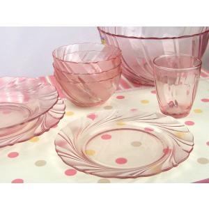 熱湯・レンジ・食洗器OKのデュラレックス(DURALEX)社のガラスのお皿です。 ガラスなのに食洗機...