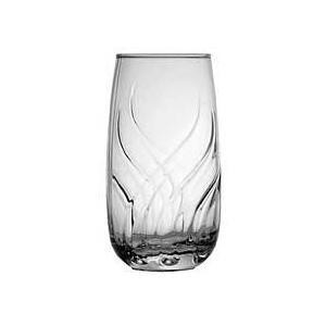ガラス グラス コップ タンブラー/ フレイム 390cc /業務用 家庭用 お酒 ビール カクテル ジュース デザイン オシャレ おしゃれ おもてなし ポイント消化|duralex