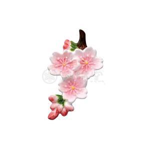雛人形 コンパクト 陶器 小さい 可愛い ひな人形/ 彩絵箸置き(桜) 5ヶ入 /ミニチュア 初節句 お雛様 おひな様 雛飾り|duralex