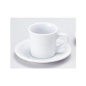 モアミルク コーヒーカップ&ソーサー|duralex