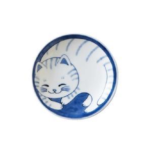 軽量 薄手 小皿 10cm/ ねこちぐら 3.0皿 トラ /猫 ネコ 可愛い 家庭用 和み 癒やし ポイント消化|duralex