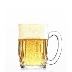熱湯 電子レンジ 食洗機OK ガラス ジョッキ マグ ビール/ デュラレックス DURALEX オルレアン 280cc /居酒屋 業務用 家庭用 お酒 コーヒー おしゃれ|duralex
