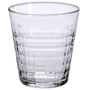 デュラレックス プリズム 275cc グラス タンブラー DURALEX ポイント消化|duralex