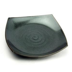 黒結晶7寸深角皿 ポイント消化|duralex