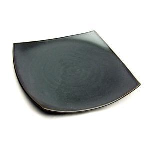 黒結晶9.0角皿|duralex