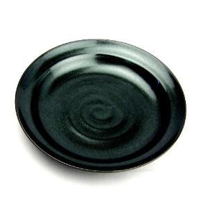 黒結晶7寸丸深皿 ポイント消化|duralex