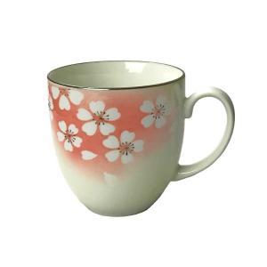 和風 マグ さくら 和心/ 撥水桃吹き桜マグカップ /業務用 家庭用 ポイント消化|duralex